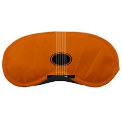Minimalism Art Simple Guitar Sleeping Masks