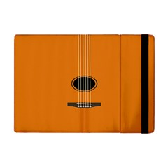 Minimalism Art Simple Guitar Apple iPad Mini Flip Case