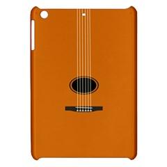 Minimalism Art Simple Guitar Apple iPad Mini Hardshell Case