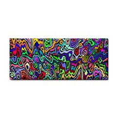 Colorful Abstract Paint Rainbow Cosmetic Storage Cases