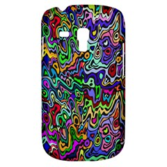 Colorful Abstract Paint Rainbow Galaxy S3 Mini
