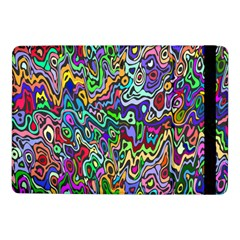 Colorful Abstract Paint Rainbow Samsung Galaxy Tab Pro 10.1  Flip Case