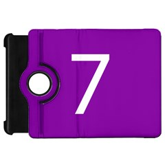 Number 7 Purple Kindle Fire HD 7