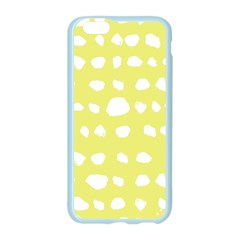 Polkadot White Yellow Apple Seamless iPhone 6/6S Case (Color)