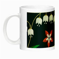 Origami Flower Floral Star Leaf Night Luminous Mugs