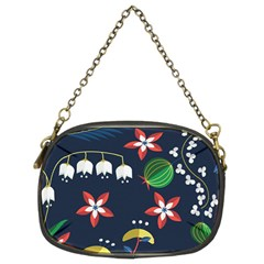 Origami Flower Floral Star Leaf Chain Purses (Two Sides)