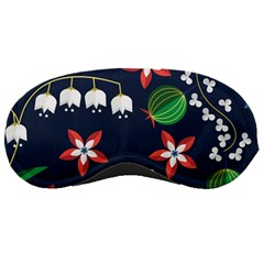 Origami Flower Floral Star Leaf Sleeping Masks
