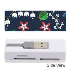 Origami Flower Floral Star Leaf Memory Card Reader (Stick)