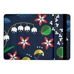 Origami Flower Floral Star Leaf Samsung Galaxy Tab Pro 10.1  Flip Case
