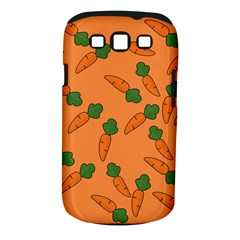 Carrot pattern Samsung Galaxy S III Classic Hardshell Case (PC+Silicone)