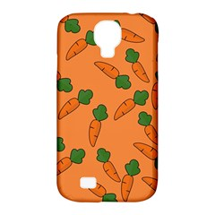Carrot pattern Samsung Galaxy S4 Classic Hardshell Case (PC+Silicone)