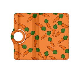Carrot pattern Kindle Fire HDX 8.9  Flip 360 Case