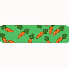 Carrot pattern Large Bar Mats