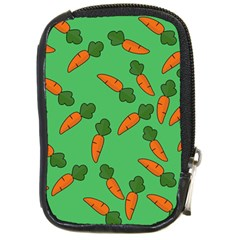 Carrot pattern Compact Camera Cases