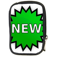 New Icon Sign Compact Camera Cases