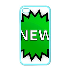 New Icon Sign Apple iPhone 4 Case (Color)