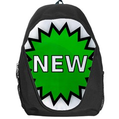 New Icon Sign Backpack Bag