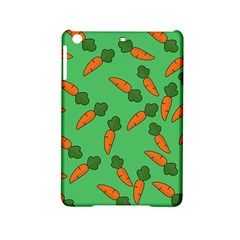 Carrot pattern iPad Mini 2 Hardshell Cases