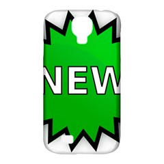 New Icon Sign Samsung Galaxy S4 Classic Hardshell Case (pc+silicone)