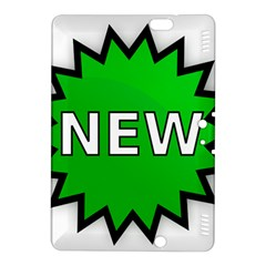 New Icon Sign Kindle Fire HDX 8.9  Hardshell Case