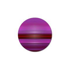 Stripes Line Red Purple Golf Ball Marker (10 pack)