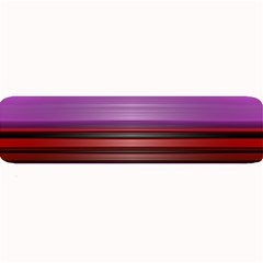 Stripes Line Red Purple Large Bar Mats
