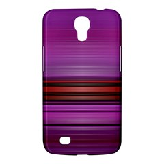 Stripes Line Red Purple Samsung Galaxy Mega 6.3  I9200 Hardshell Case