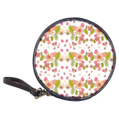 Floral pattern Classic 20-CD Wallets