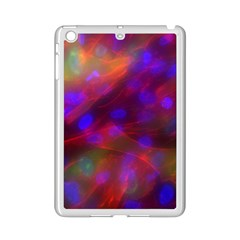 Vaccine Blur Red iPad Mini 2 Enamel Coated Cases
