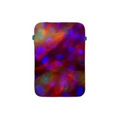 Vaccine Blur Red Apple iPad Mini Protective Soft Cases
