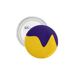 Purple Yellow Wave 1.75  Buttons