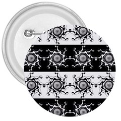Three Wise Men Gotham Strong Hand 3  Buttons