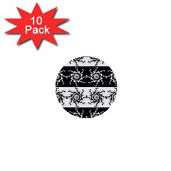 Three Wise Men Gotham Strong Hand 1  Mini Buttons (10 pack)