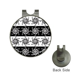 Three Wise Men Gotham Strong Hand Hat Clips with Golf Markers