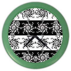 Three Wise Men Gotham Strong Hand Color Wall Clocks