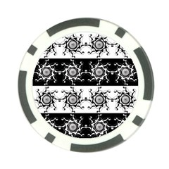 Three Wise Men Gotham Strong Hand Poker Chip Card Guard