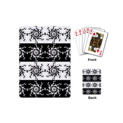 Three Wise Men Gotham Strong Hand Playing Cards (Mini)