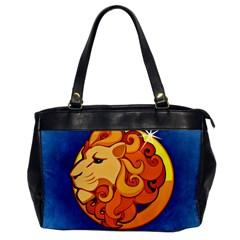 Zodiac Leo Office Handbags