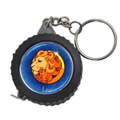 Zodiac Leo Measuring Tapes