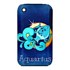 Zodiac Aquarius Iphone 3s/3gs