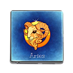 Zodiac Aries Memory Card Reader (Square)