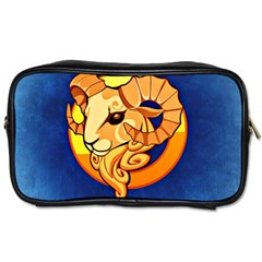 Zodiac Aries Toiletries Bags 2-Side