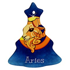 Zodiac Aries Ornament (Christmas Tree)