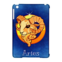 Zodiac Aries Apple Ipad Mini Hardshell Case (compatible With Smart Cover)