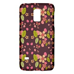 Floral Pattern Galaxy S5 Mini