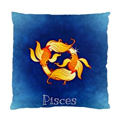 Zodiac Pisces Standard Cushion Case (Two Sides)