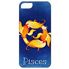 Zodiac Pisces Apple iPhone 5 Classic Hardshell Case