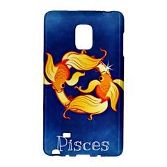 Zodiac Pisces Galaxy Note Edge