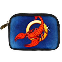 Zodiac Scorpio Digital Camera Cases