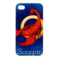 Zodiac Scorpio Apple iPhone 4/4S Hardshell Case